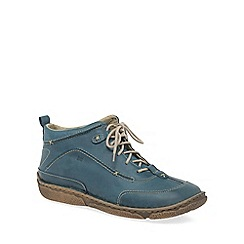 Josef Seibel - Blue 'nikki' leather boot