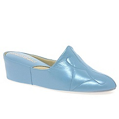 Relax - Pale blue 'Dulcie II' Womens Slippers