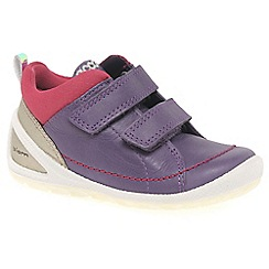 Ecco - Grape 'Biom Lite' Girls First Shoes