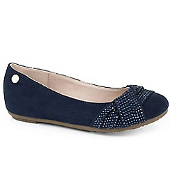 XTI Kids - Navy 'Valencia' Girls Shoes