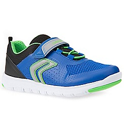 Geox - Boys' royal 'Xunday Bungee trainers