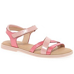 Geox - Girls' rose 'Junior Karly' strappy sandals
