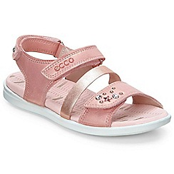 Ecco - Pink 'Twinky' Girls Infant Sandals