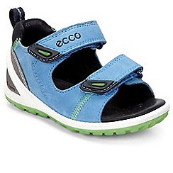 Ecco - Blue 'Biom Lite' Boys Sandals