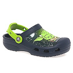 Crocs - Navy Yoda Star Wars Boys Clogs