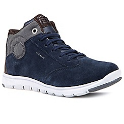 Geox - Suede 'Junior Xunday' boys ankle boots