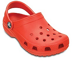 Crocs - Red Classic Kids Red Clogs