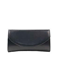 Van Dal - Dark blue 'Martina F' womens clutch bag