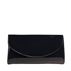 Van Dal - Navy 'Martina F' womens clutch bag