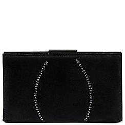 Peter Kaiser - Black 'Mabell' Womens Clutch Bag