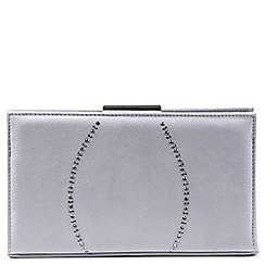Peter Kaiser - Pale grey 'Mabell' Womens Clutch Bag