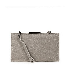 Peter Kaiser - Beige 'Magalie' Womens Match Clutch Bag