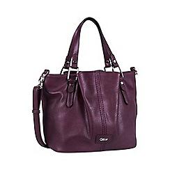 Gabor - Maroon 'Marisa' womens grab bag