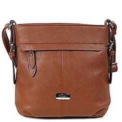 Gabor - Camel 'Lisa' Womens Messenger Handbag