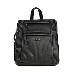 Gabor - Black 'Uta' womens backpack