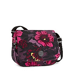 Kipling - Purple 'Earthbeat M' womens shoulder bag