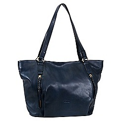 Gabor - Blue 'Inga' shoulder bag