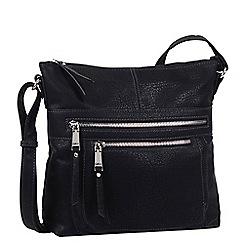 Gabor - Black 'Tina' messenger bag
