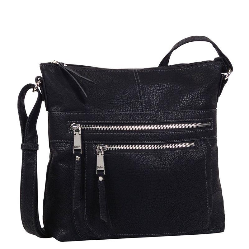 Gabor - Black Tina Messenger Bag