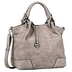 Gabor - Beige 'emilia' womens grab bag