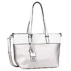 Gabor - Silver 'Tivoli' shoulder Bag