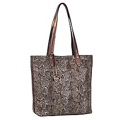 Gabor - Brown 'Ancona' shoulder bag