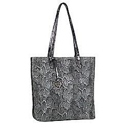 Gabor - Grey 'Ancona' shoulder bag