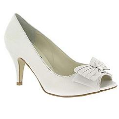 Marta Jonsson - White leather court shoe