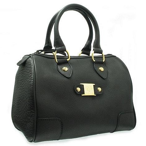 Marta Jonsson - Black leather bag