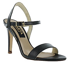 Marta Jonsson - Black women's high heel sandal