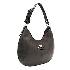Marta Jonsson - Brown leather shoulder bag