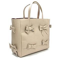 Marta Jonsson - Beige leather handbag