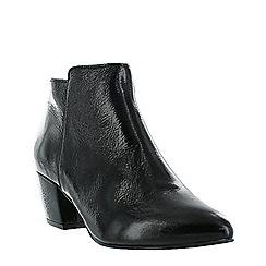 Marta Jonsson - Black women's ankle boots