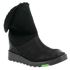 Marta Jonsson - Black northern light boot
