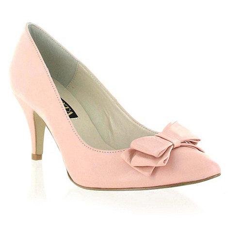 Marta Jonsson - Blush Leather Court Shoe
