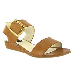 Marta Jonsson - Tan leather sandal