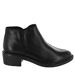 Marta Jonsson - Black women's ankle boot