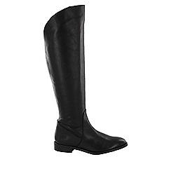 Marta Jonsson - Black women's knee high boots