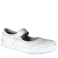 Marta Jonsson - White women's leather sneaker