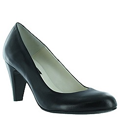 Marta Jonsson - Black women's court shoe