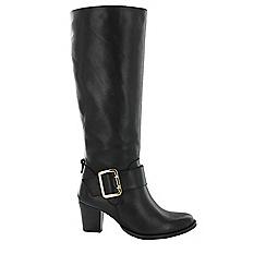 Marta Jonsson - Black women's knee boot