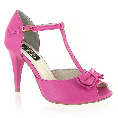 Marta Jonsson - Pink Leather Sandal