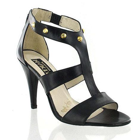 Marta Jonsson - Black Leather Sandal
