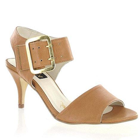 Marta Jonsson - Tan Leather Sandal