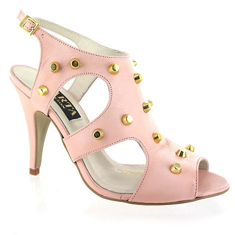 Marta Jonsson - Blush Leather Sandal