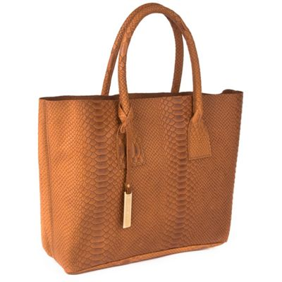 Marta Jonsson Tan leather grab bag - MISC.  Size - MISC