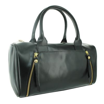 Marta Jonsson Black grab bag with a front pocket - MISC.  Size - MISC