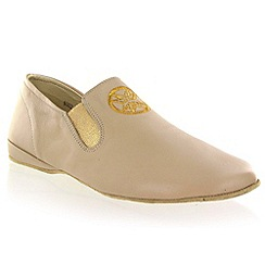 Marta Jonsson - Beige leather slipper