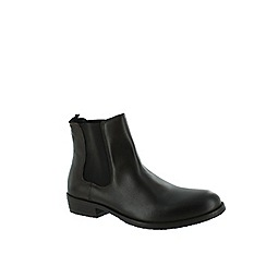 Marta Jonsson - Brown men's slip on ankle boot