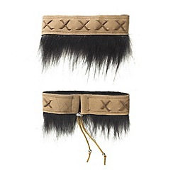 Joe Browns - Brown New Navajo  Boot Cuffs